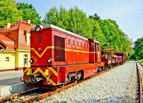 7 wąskotorówek, do których można dotrzeć pociągami POLREGIO