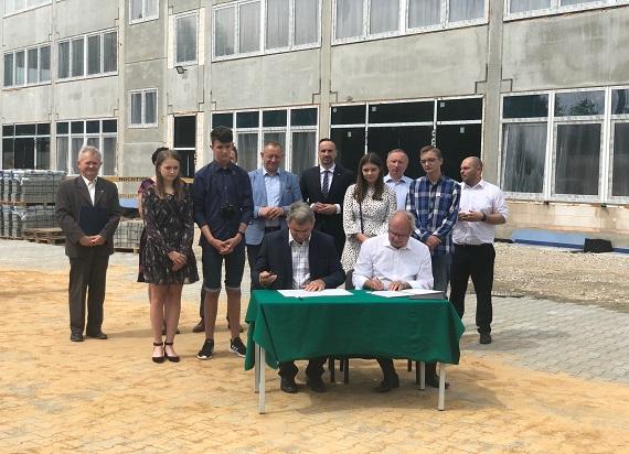 Modernizacja oddziału PKP Intercity Remtrak w Idzikowicach nabiera rozpędu
