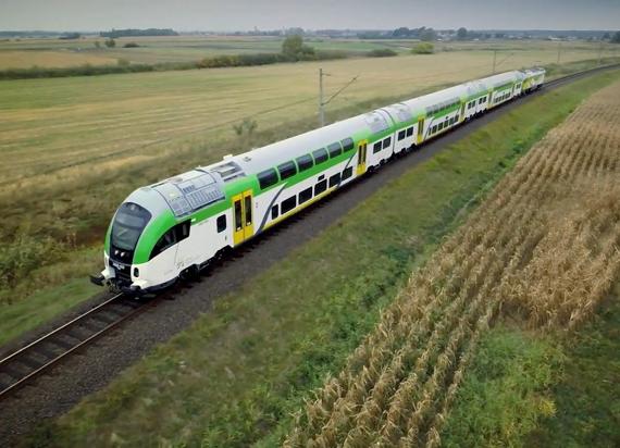 PKP Intercity rusza z dialogiem technicznym ws. piętrowych push&pulli
