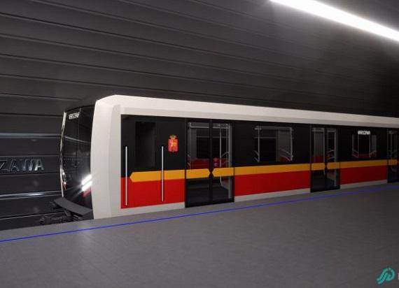 Warszawiacy wybrali nazwę dla nowych pociągów metra