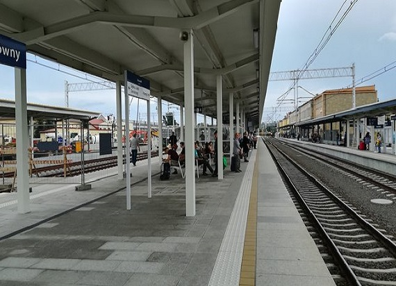 Stacja Rzeszów – zwiększa się komfort kolei w stolicy Podkarpacia