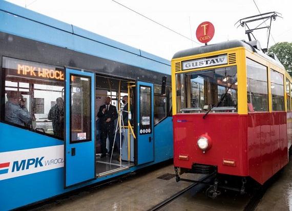 MPK Wrocław wysyła 42 tramwaje do generalnego remontu