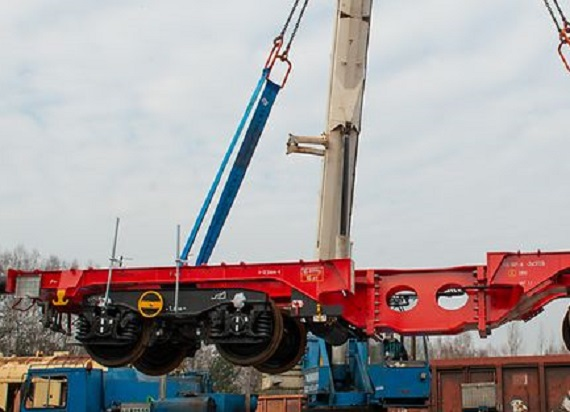 W Polsce powstał innowacyjny wagon towarowy