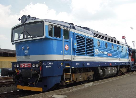 """EverRail z najkorzystniejszą ofertą na utrzymanie lokomotyw serii 754 – """"Nurków"""""""