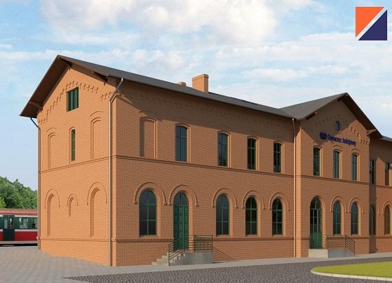 Rusza modernizacja dworców na stacjach Pobiedziska i Kobylnica [WIZUALIZACJE]