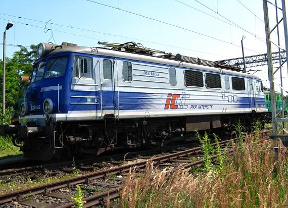 Cztery ofert na naprawy okresowe lokomotyw PKP Intercity