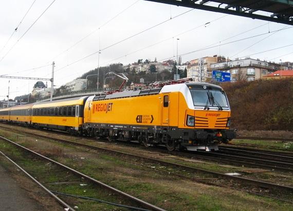RegioJet chce uruchomić nocny pociąg Praga – Berlin – Amsterdam – Bruksela. Z Przemyśla do Pragi jeszcze w tym roku?