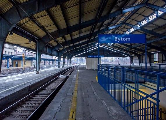 Bytom wraz z Metropolią GZM zgłosił 15 wniosków do programu Kolej Plus