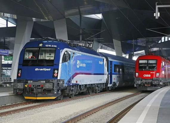 Česke drahy kończą pierwsze półrocze ze stratą blisko 2 miliarda CZK