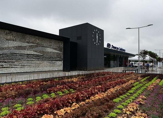 Nowy dworzec w Oświęcimiu zwycięzcą konkursu architektonicznego im. St. Witkiewicza