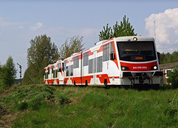 Wielkopolska: Coraz bliżej powrotu pociągów pasażerskich do Czarnkowa