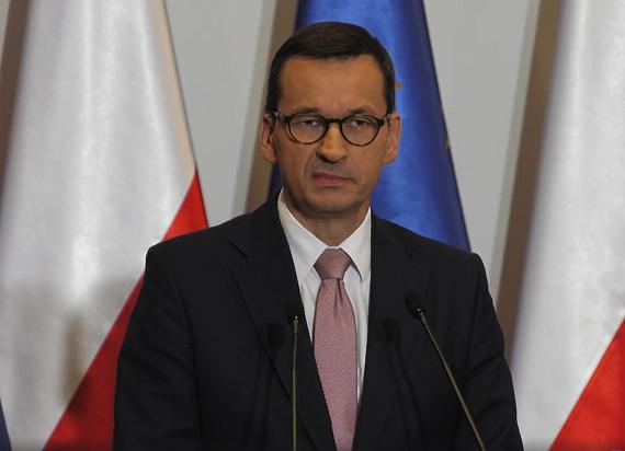 Morawiecki na Litwie. Będzie podpisanie listu intencyjnego ws. połączenia Wilno – Warszawa