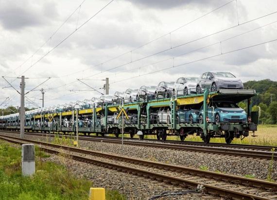 Volkswagen stawia tylko na ekologiczne pociągi. Koncern zwiększy udział kolei w transporcie