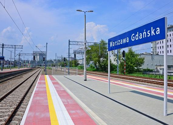 Ruszają prace na Warszawie Gdańskiej