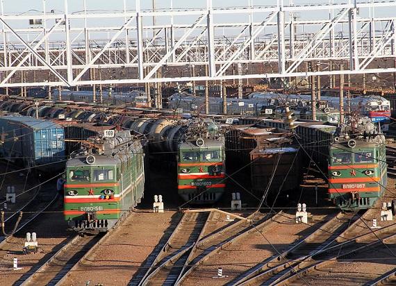 Koleje Białoruskie odnotowują wzrost przewozów tranzytowych