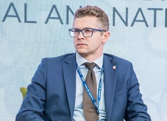 Tomasz Warchoł nowym prezesem Kolei Małopolskich