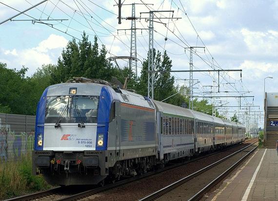 Jak wygląda kolejowy ruch międzynarodowy w dobie pandemii u poszczególnych przewoźników?