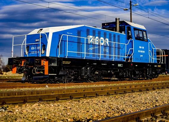 Tabor Dębica dostarczy trzy zmodernizowane lokomotyw dla PCC Intermodal