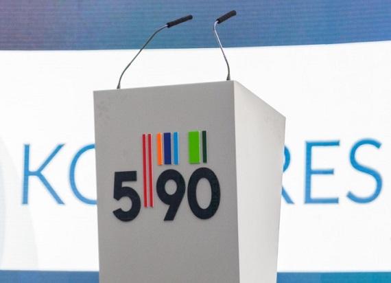 Kongres 590 przeniesiony na wiosnę 2021 roku