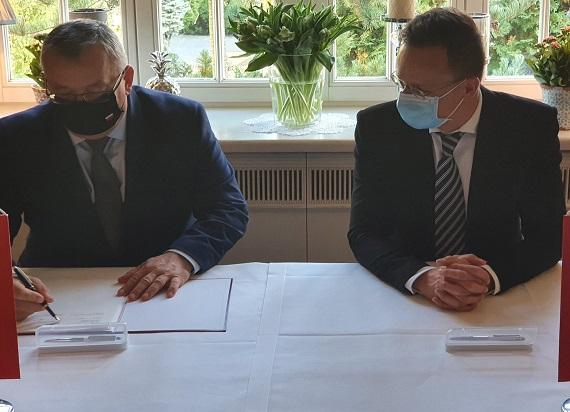Odbyło się spotkanie polsko-węgierskie dotyczące rozwoju Kolei Dużych Prędkości