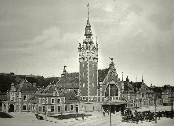 To już 120 lat dworca Gdańsk Główny