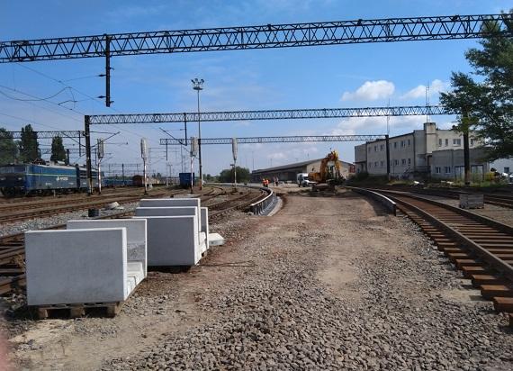 PLK: Będzie lepsza obsługa pociągów towarowych na stacji Poznań Franowo