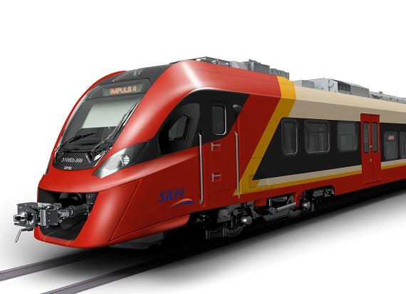 Siemens Mobility rozwija współpracę z Newagiem. Na początek przy Impulsach dla SKM Warszawa