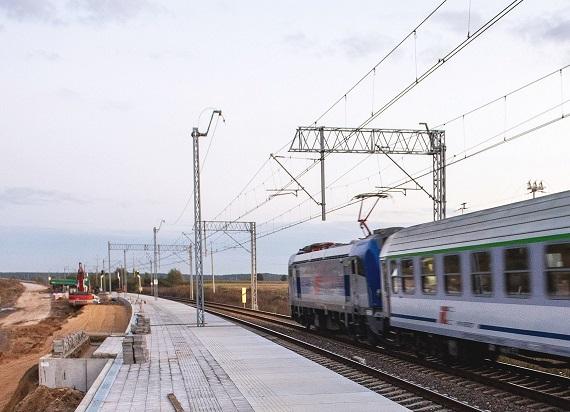 Nowy przystanek Wygoda dostępny dla podróżnych już w grudniu