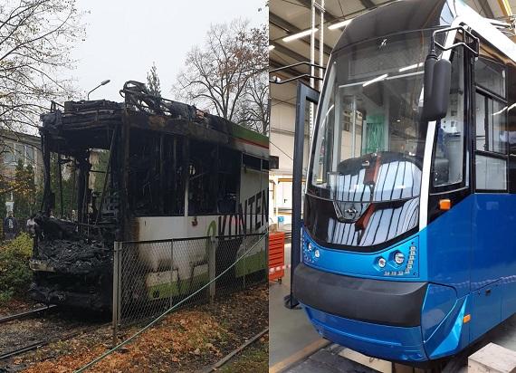 Spalony wrocławski Protram wrócił na tory… W tradycyjnych barwach!