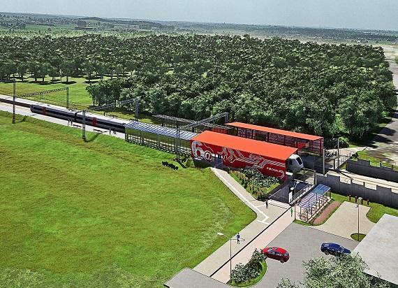Torpol wygrał przetarg na elektryfikację linii PKM oraz budowę nowego przystanku