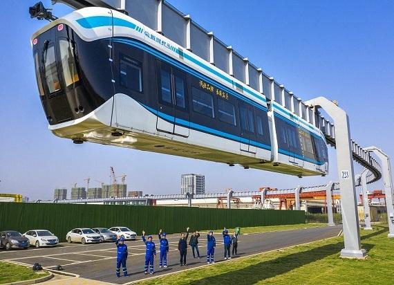 """Wuhan: Bezzałogowy """"Sky Train"""" przeszedł testy. Start planowany na 2021 rok [ZDJĘCIA]"""