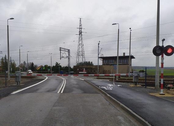Do końca roku bezpieczniej łącznie na 60 przejazdach kolejowych w woj. śląskim