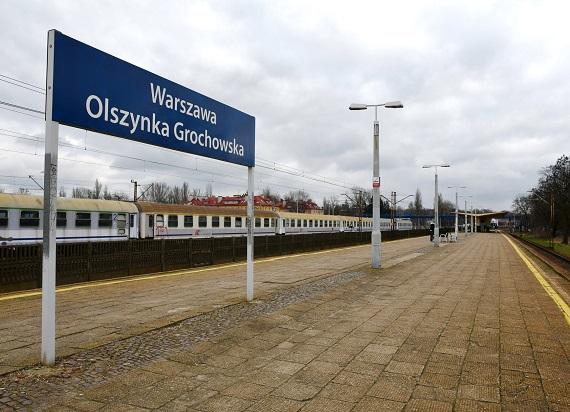 Warszawa: Śmiertelne potrącenie przy Olszynce Grochowskiej. Utrudnienia w ruchu aglomeracyjnym