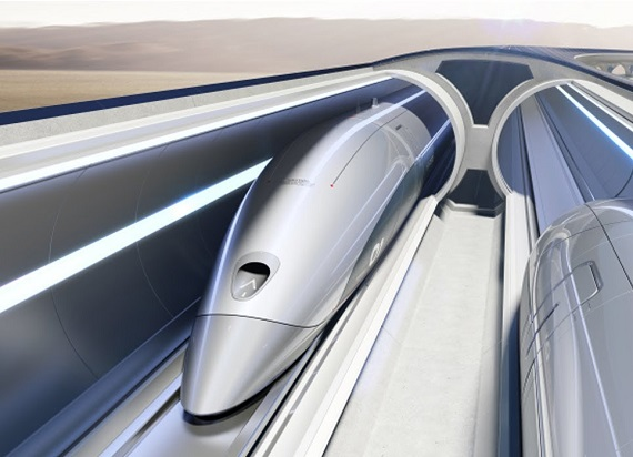 Koreański Hyper Tube osiągnął prędkość ponad 1 000 km/h!