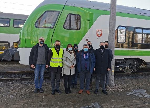 18 nowych pociągów FLIRT już w Kolejach Mazowieckich