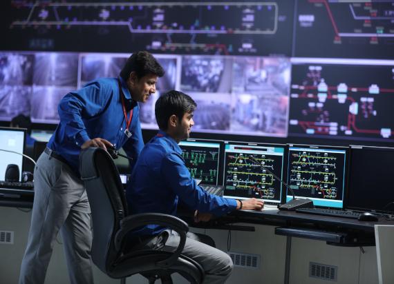 Siemens Mobility zautomatyzuje metro w Indiach