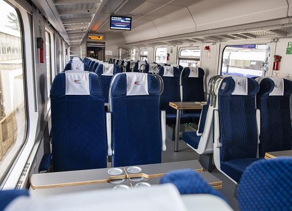 125 unowocześnionych wagonów wzmocniło flotę PKP Intercity