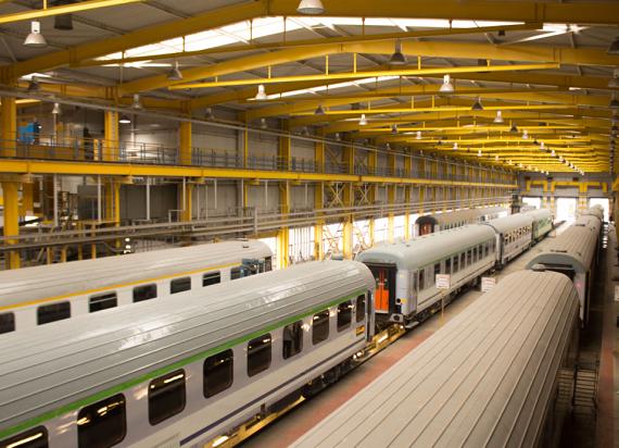 Stan taboru kolejowego w Polsce na 2019 rok