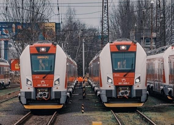 Koronawirus wśród maszynistów na Słowacji. Nie ma kto prowadzić pociągi