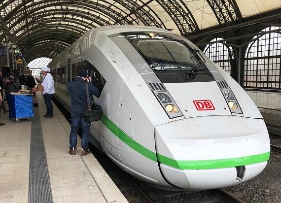 Pociąg ICE 4 pojedzie do Pragi w odwiedzinach