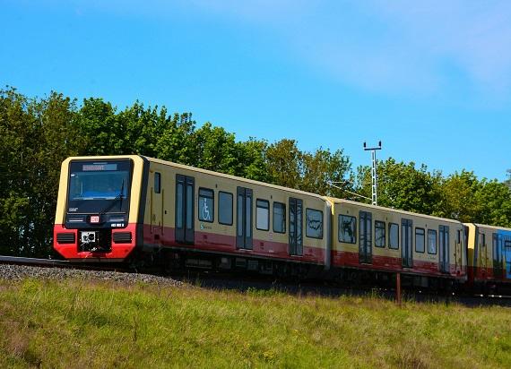 Berliński S-bahn odebrał pierwsze nowe pociągi