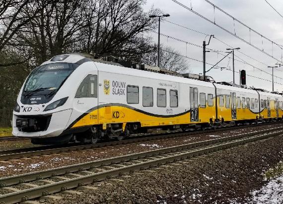 Koleje Dolnośląskie wznawiają niektóre połączenia międzynarodowe