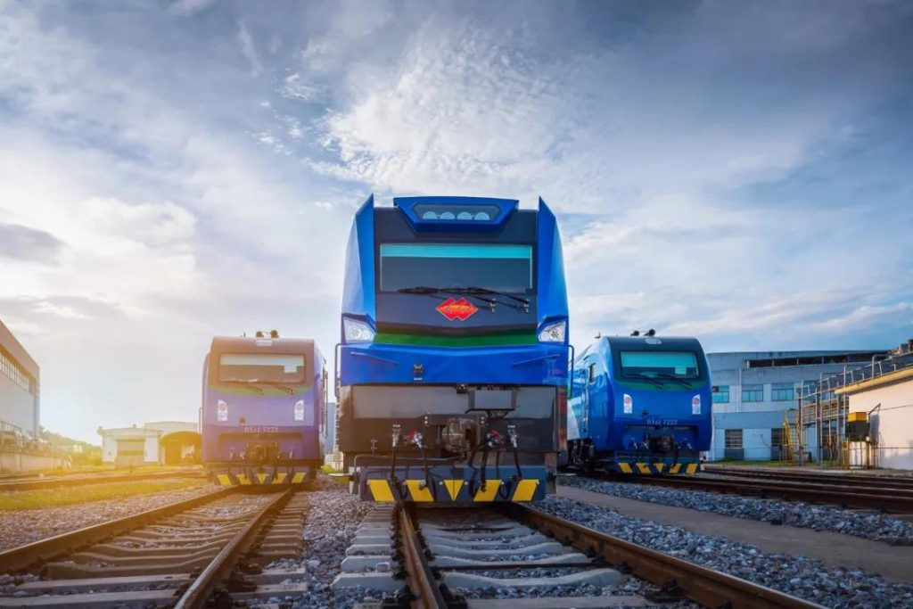 CRRC lokomotywa