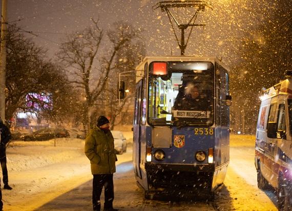 Wrocławski Konstal jako miejsce do schronienia przed zimnem dla bezdomnych