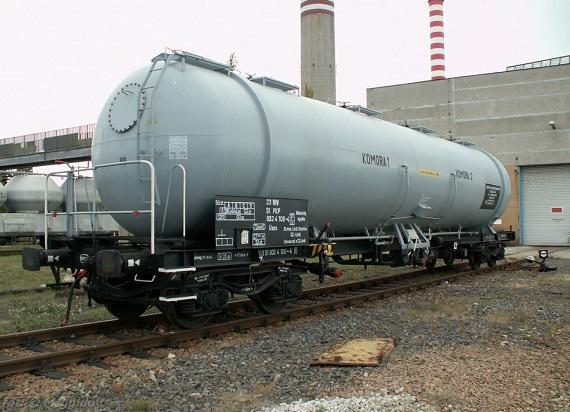 Wagony-cysterny potrzebują napraw rewizyjnych
