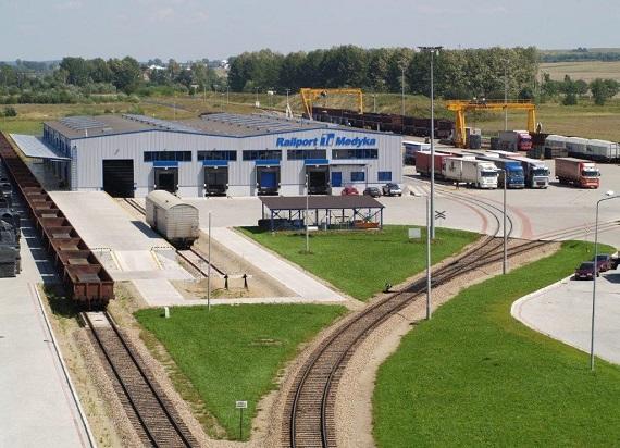 Terminal PKP CARGO w Medyce może stać się ważnym hubem logistycznym. Obsłuży pociągi intermodalne do Turcji