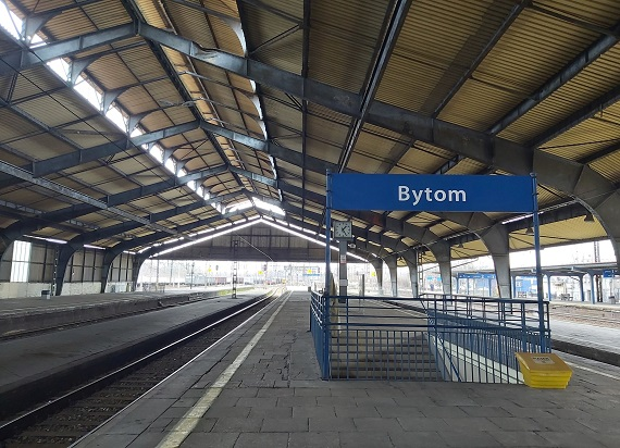 Modernizacja linii Chorzów Batory – Bytom – Nakło Śląskie z nadzorem