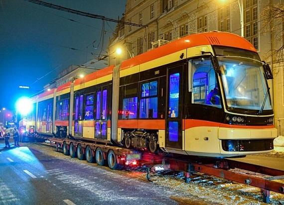 PESA zakończyła dostawy Jazzów dla Gdańska