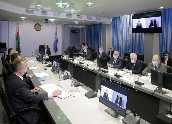 """Rosja i Białoruś podpisały """"kolejowe"""" porozumienie o współpracy"""
