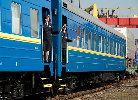 Fot. Koleje Ukraińskie